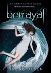 Jacket Design for Betrayal, YA Fiction, published by Splinter (an imprint of Sterling Children's Books)