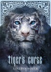 Jacket Design for the Tiger's Curse Series:  Tiger's Curse, YA Fiction, published by Splinter (an imprint of Sterling Children's Books)