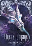 Jacket Design for the Tiger's Curse Series: Tiger's Voyage YA Fiction, published by Splinter (an imprint of Sterling Children's Books)