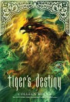 Jacket Design for the Tiger's Curse Series:  Tiger's Destiny, YA Fiction, published by Splinter (an imprint of Sterling Children's Books)