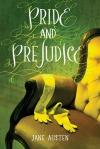 Jacket Design for Barnes & Noble Exclusive YA Classics: Pride and Prejudice published by Splinter (an imprint of Sterling Children's Books)