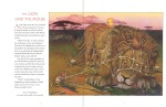 Interior layout for Aesop's Fables, published by Sterling Children's Books