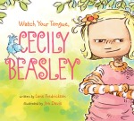 Picture Book Front Jacket Design for Watch Your Tongue, Cecily Beasley, published by Sterling Children's Books