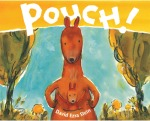 Picture Book Front Jacket Design for Pouch!, to be published by G. P. Putnam's Sons