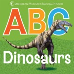 Board Book Front Cover Design for ABC Dinosaurs, published by Sterling Children's Books