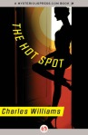 e-book cover design for a Charles Williams series: The Hot Spot (Open Road Media)