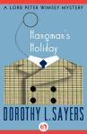 e-book cover design for a Dorothy Sayers series: Hangman's Holiday (Open Road Media)