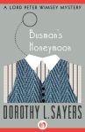 e-book cover design for a Dorothy Sayers series: Busman's Honeymoon (Open Road Media)